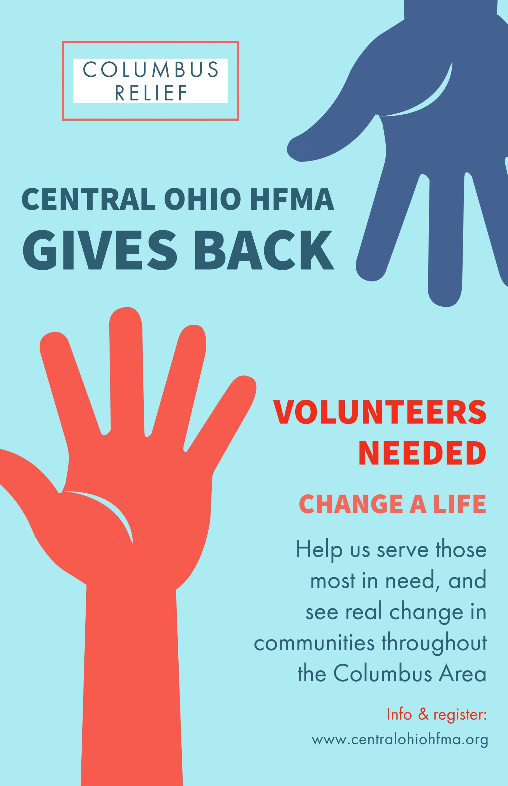 HFMA Gives Back